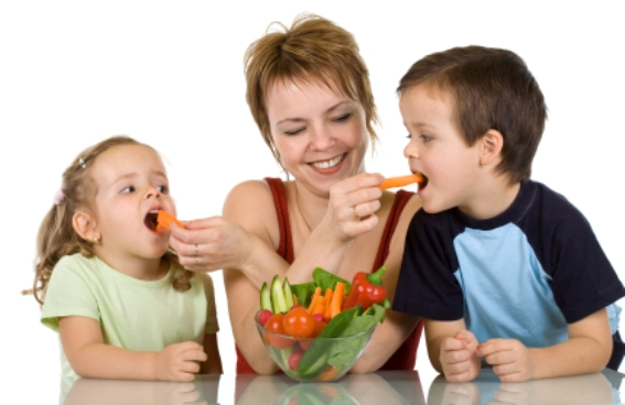 10 Healthy foods for kids