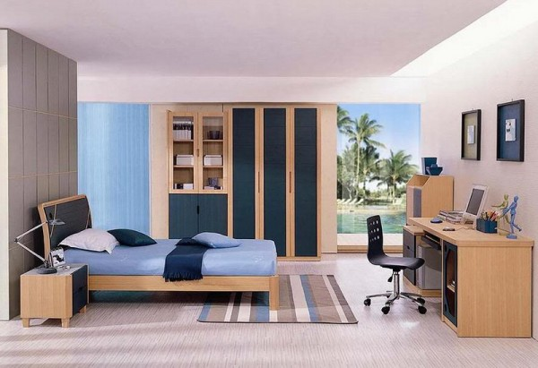 Simple bedroom designs for men Simple Bedroom Designs For Men