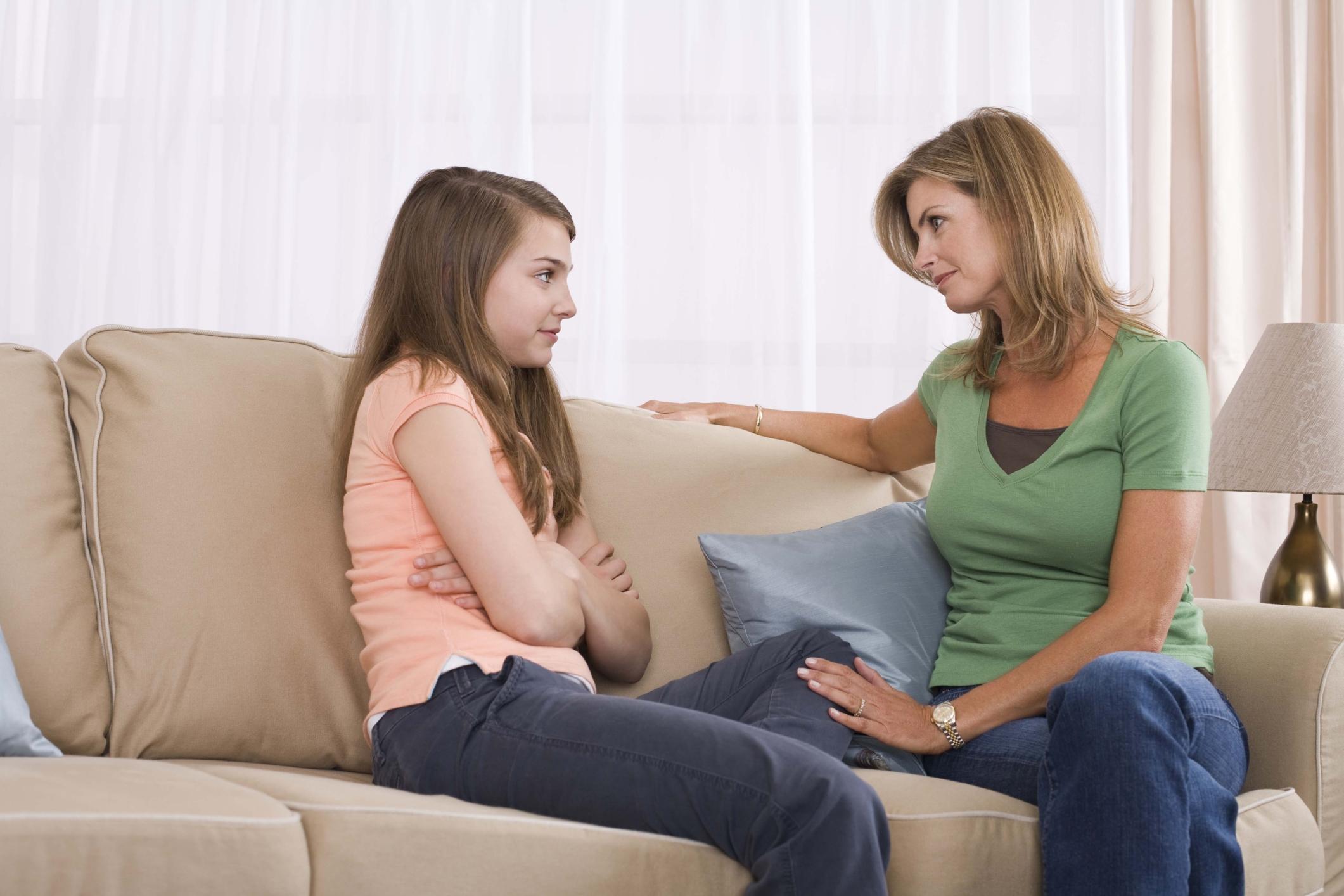 Секс с мамой у психолога 4 фотография