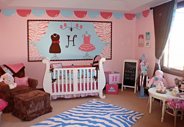 10 Tips To Decorate Your Baby 39 S Nursery