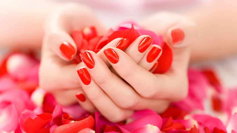 A Professional Manicure