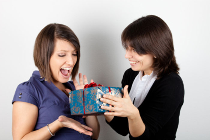 Is gifting in office ethically correct