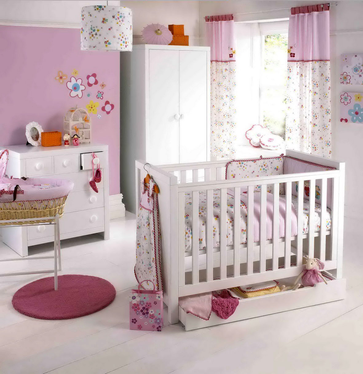 What you should look for while designing your baby's room
