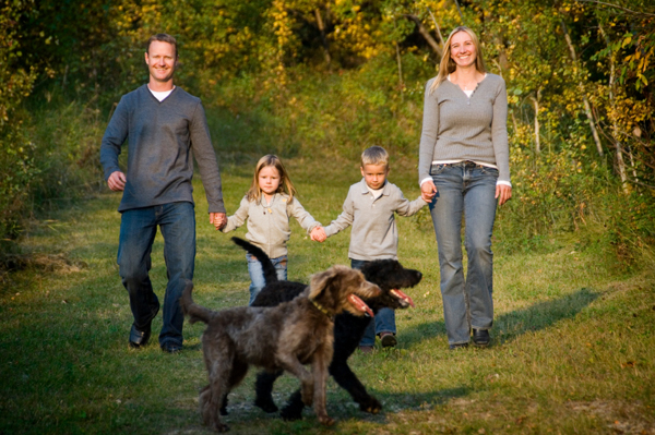 How to stay healthy and active with your kids