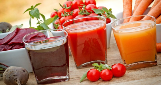 Juices for Healthy Liver