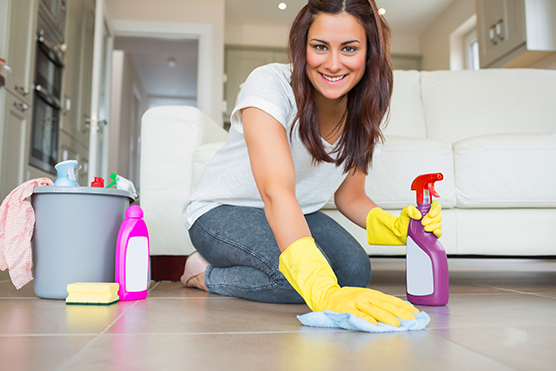 How to clean your house in 30 min