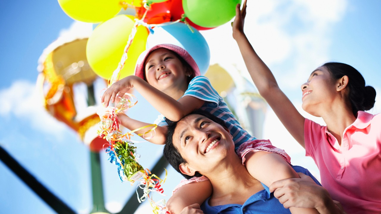 How to arrange a surprise outing for your family