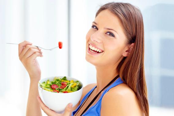 Stay Slim and Trim on Salads