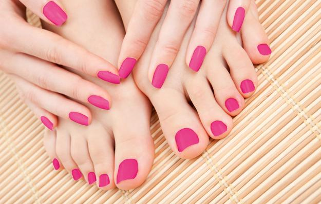 10 Mani-pedi colors