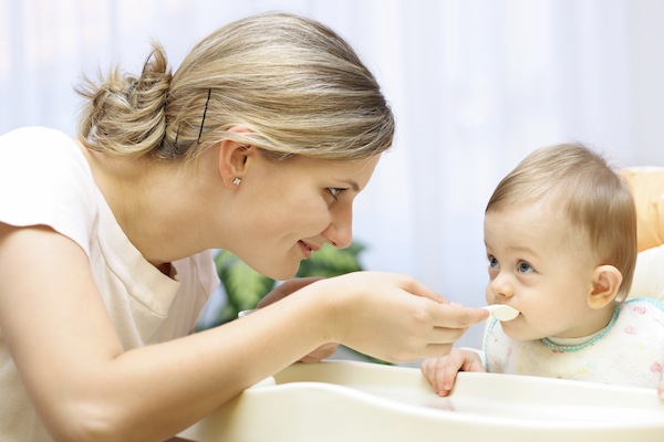 Starter guide to baby food and nutrition