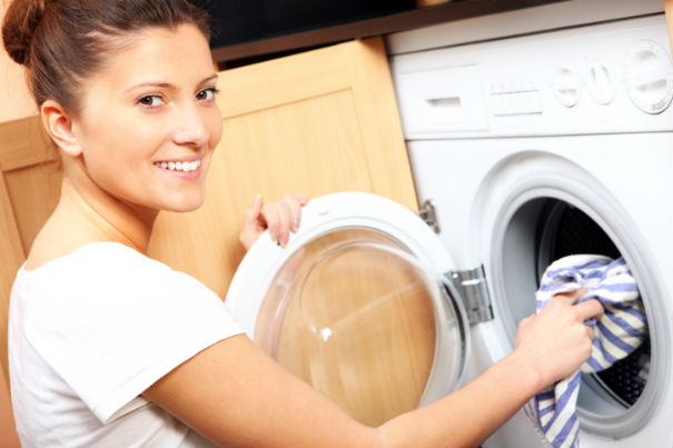 5 Steps to a Cleaner Washing Machine