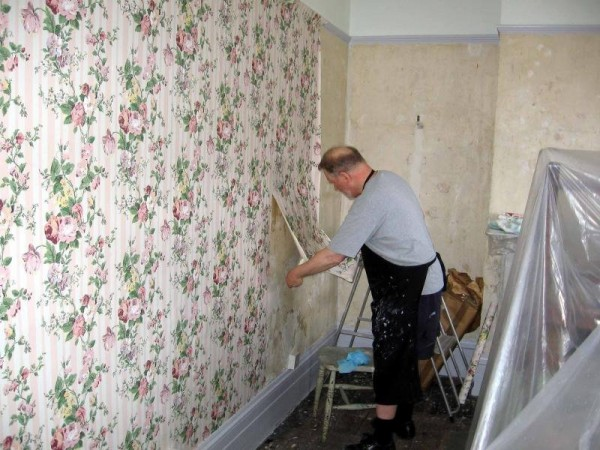 Tips to Remove Wallpaper