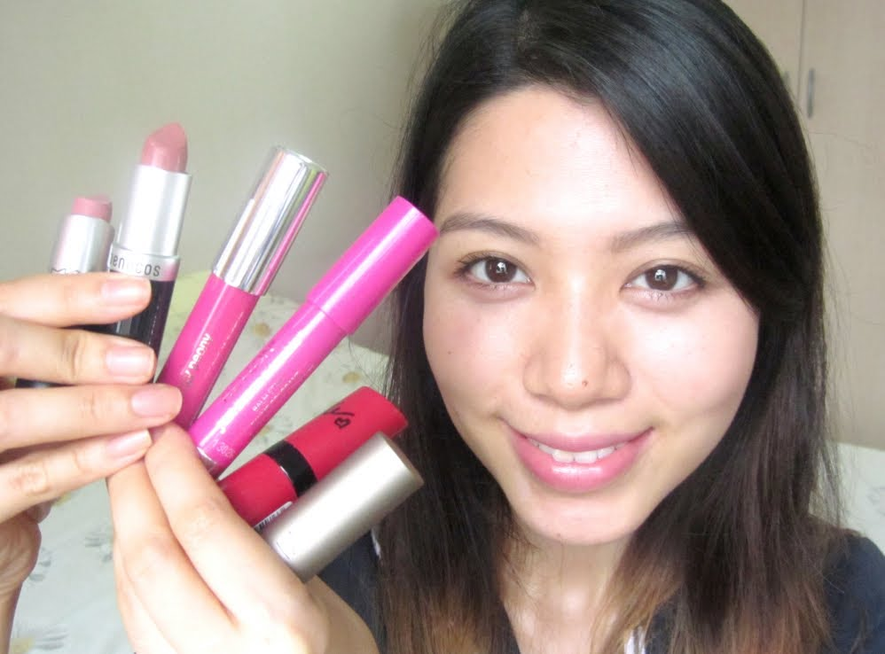 7 Best Organic Lipsticks of 2015