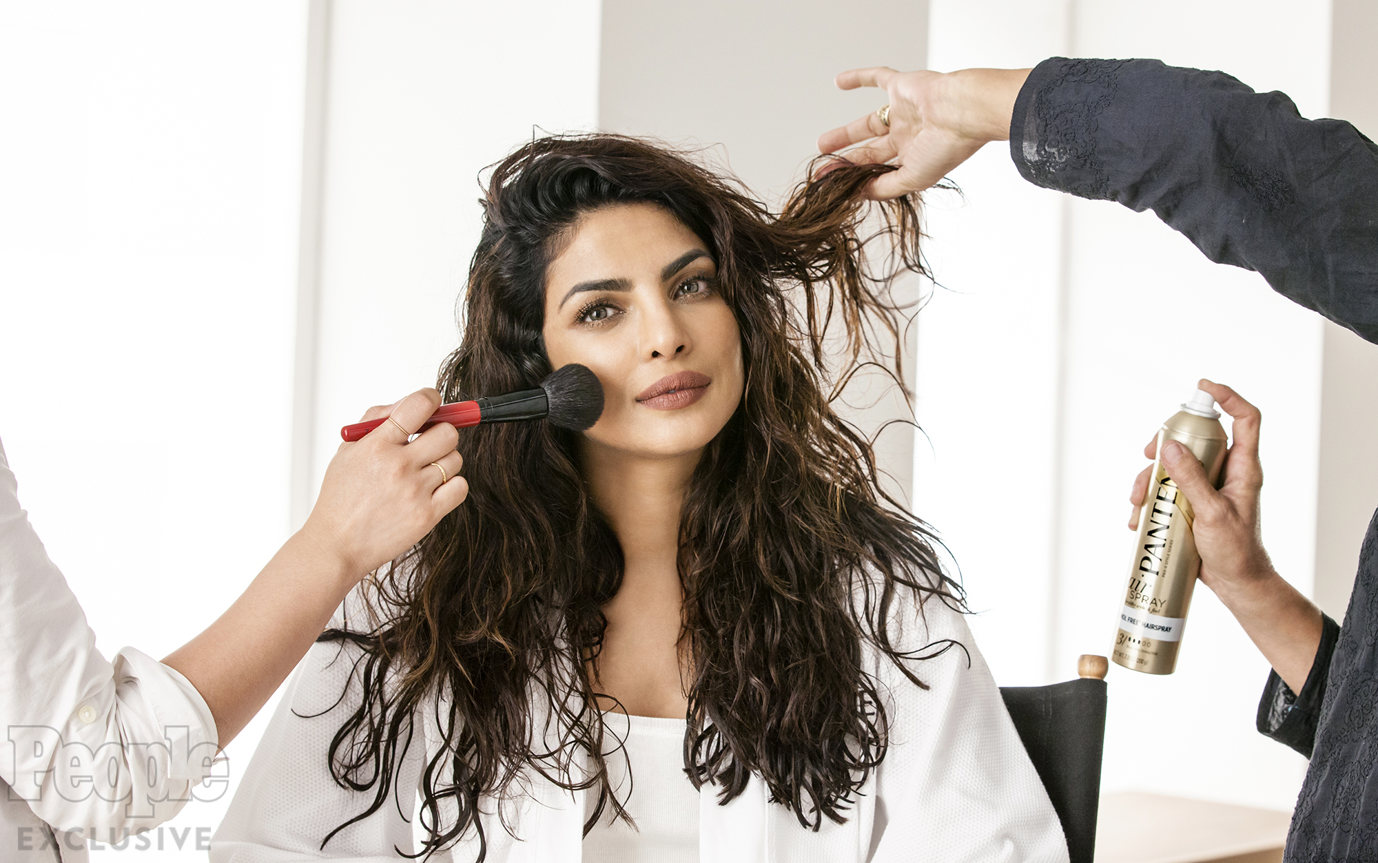 The Diva- Priyanka Chopra reveals her top 3 beauty secrets