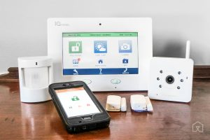 Types of security systems