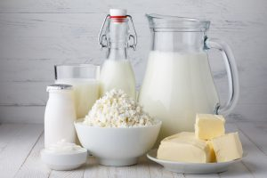 Avoid consuming dairy products