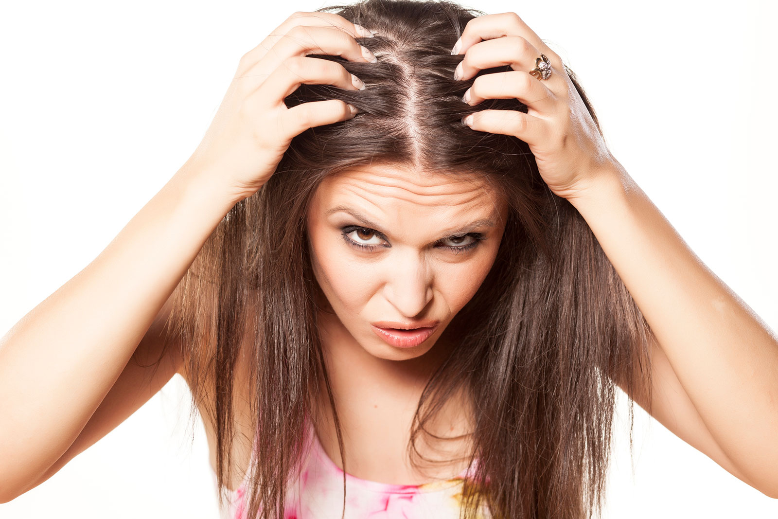 Why dandruff, how to get rid of it?