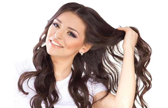 reduce dandruff and hair splits