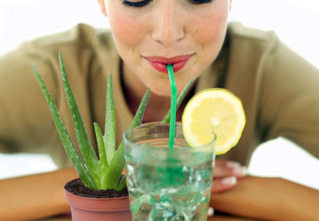 Aloe Vera juice or tablet is healthier