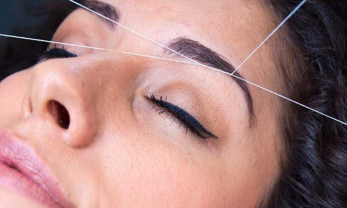 Threading causes Pain, what to do?