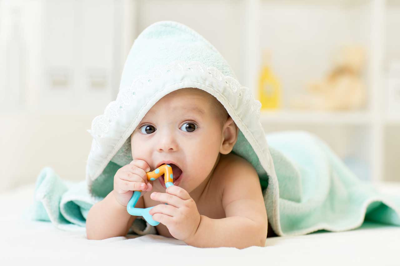 5 Ways to reduce your toddler's teething woes!