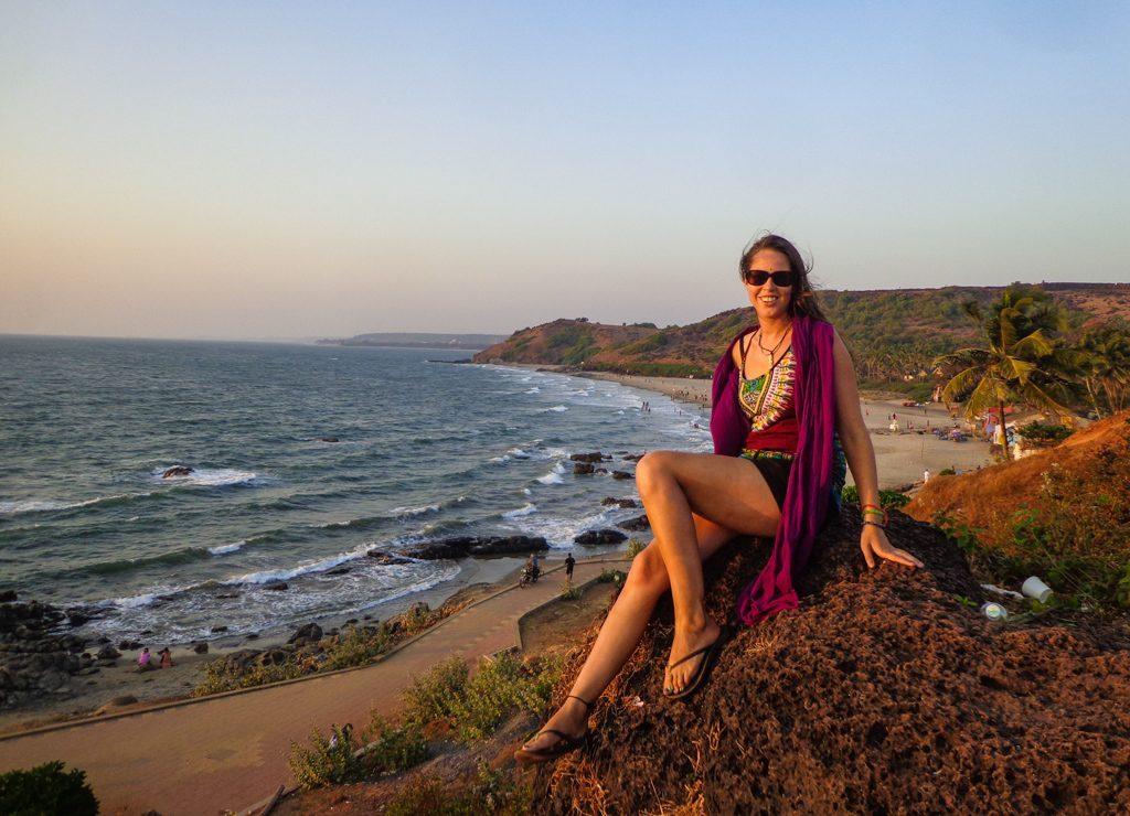 Beach time in Goa