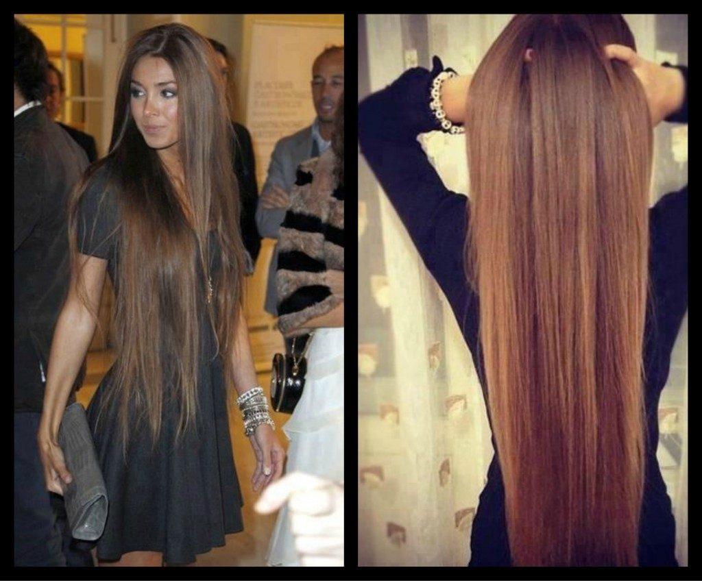 Long Silky Hair