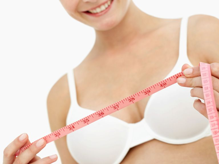 How to increase Breast size without gaining weight?