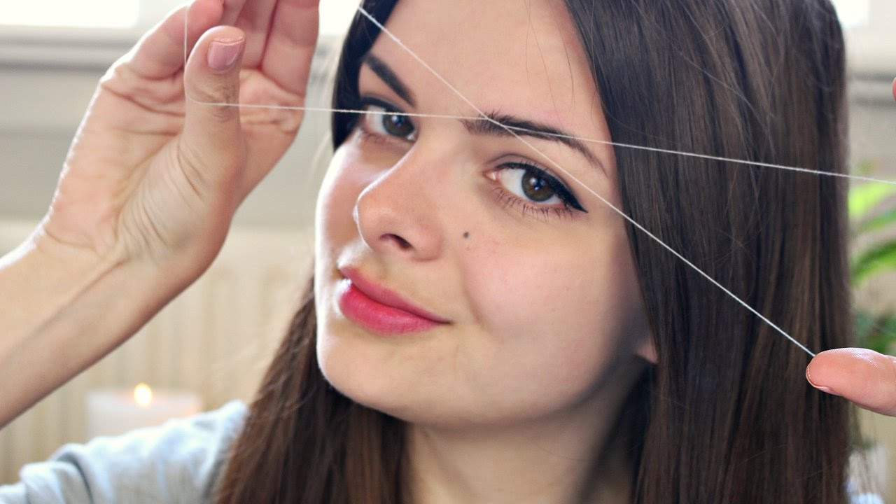 Shape Up Unwanted Hair On Your Face Without Pain
