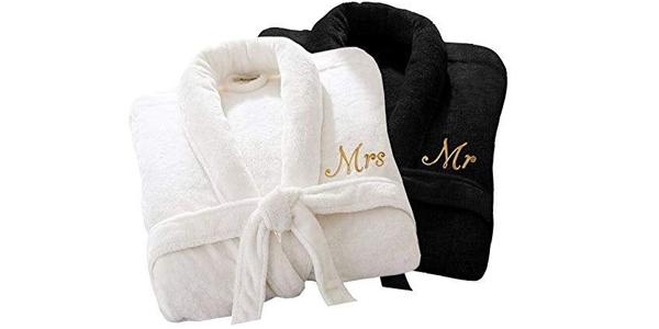Bathrobe for womens day gift