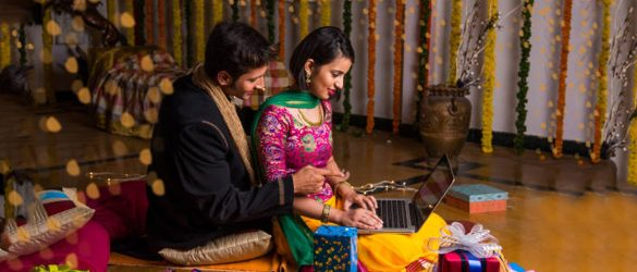 6 Simple Steps for Online Shopping This Diwali 2020