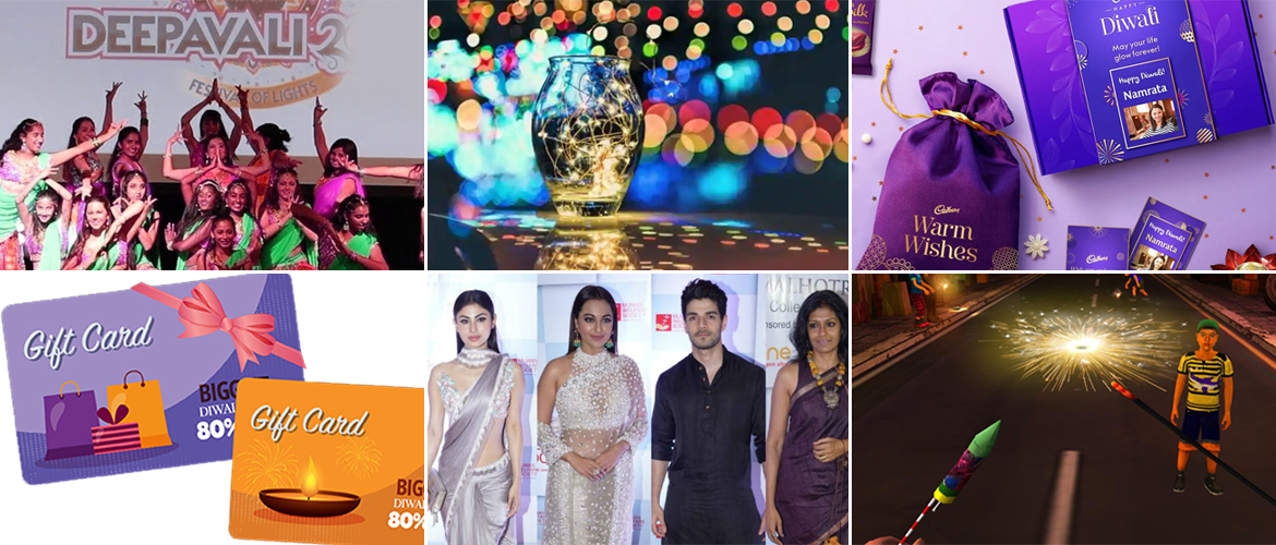 You Must Try These 6 Virtual Diwali Celebration Ideas